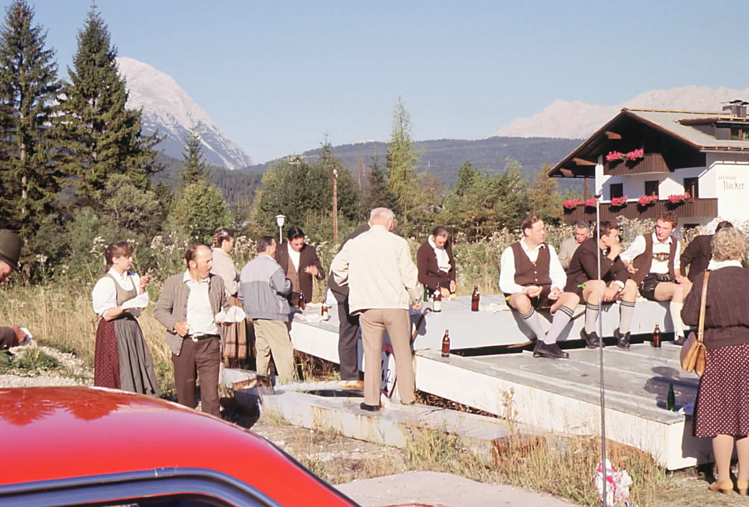 Ausflug in den 1980er Jahren Foto1