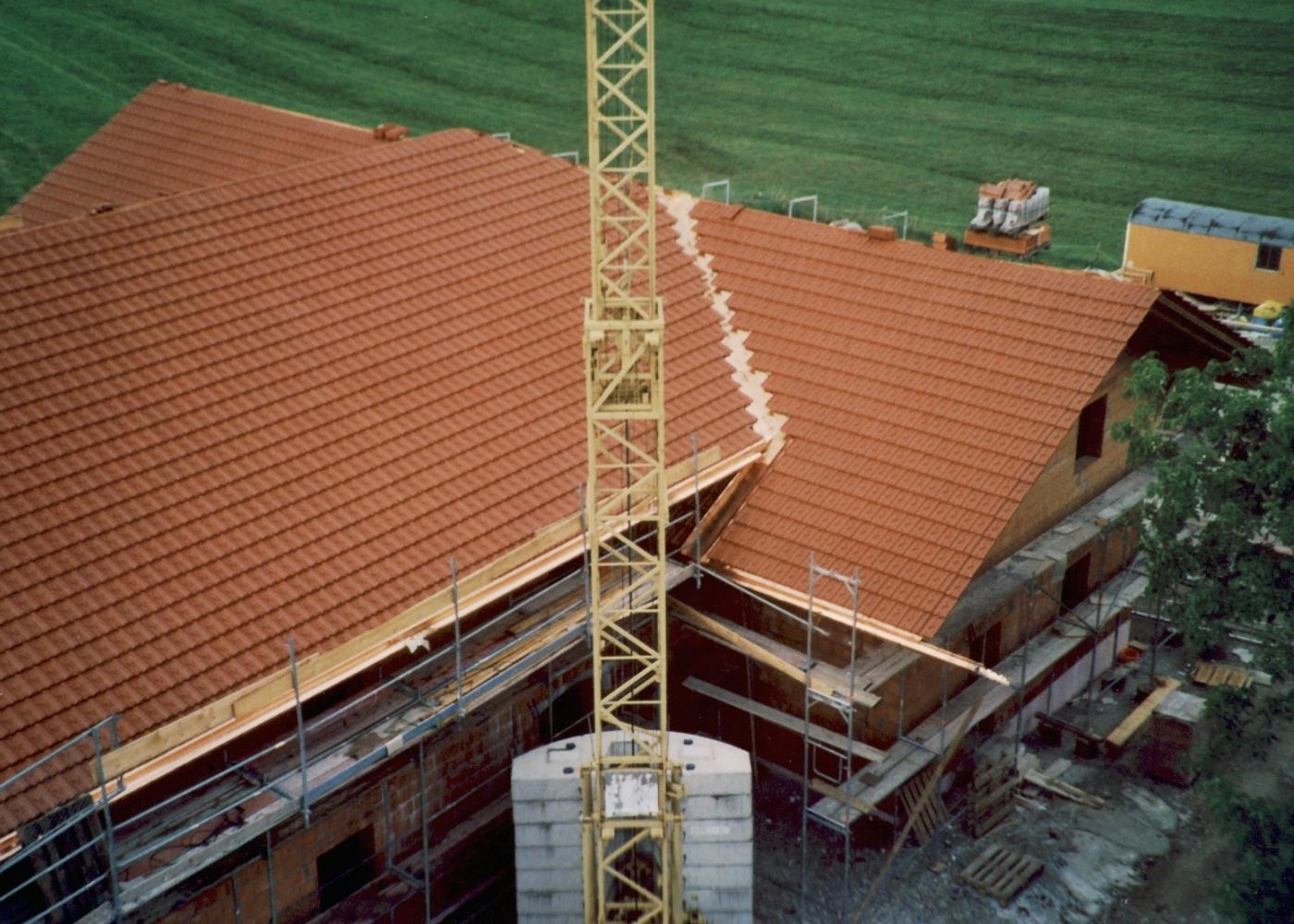 Das Dach über dem Kopf mit der Firma Gruber 1