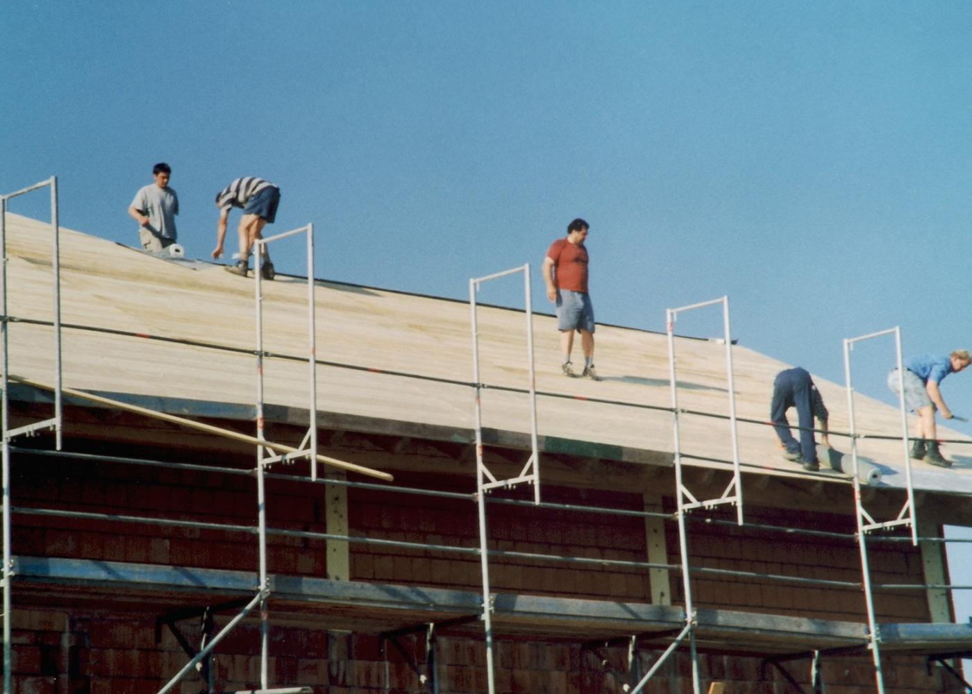 Das Dach über dem Kopf mit der Firma Gruber 2