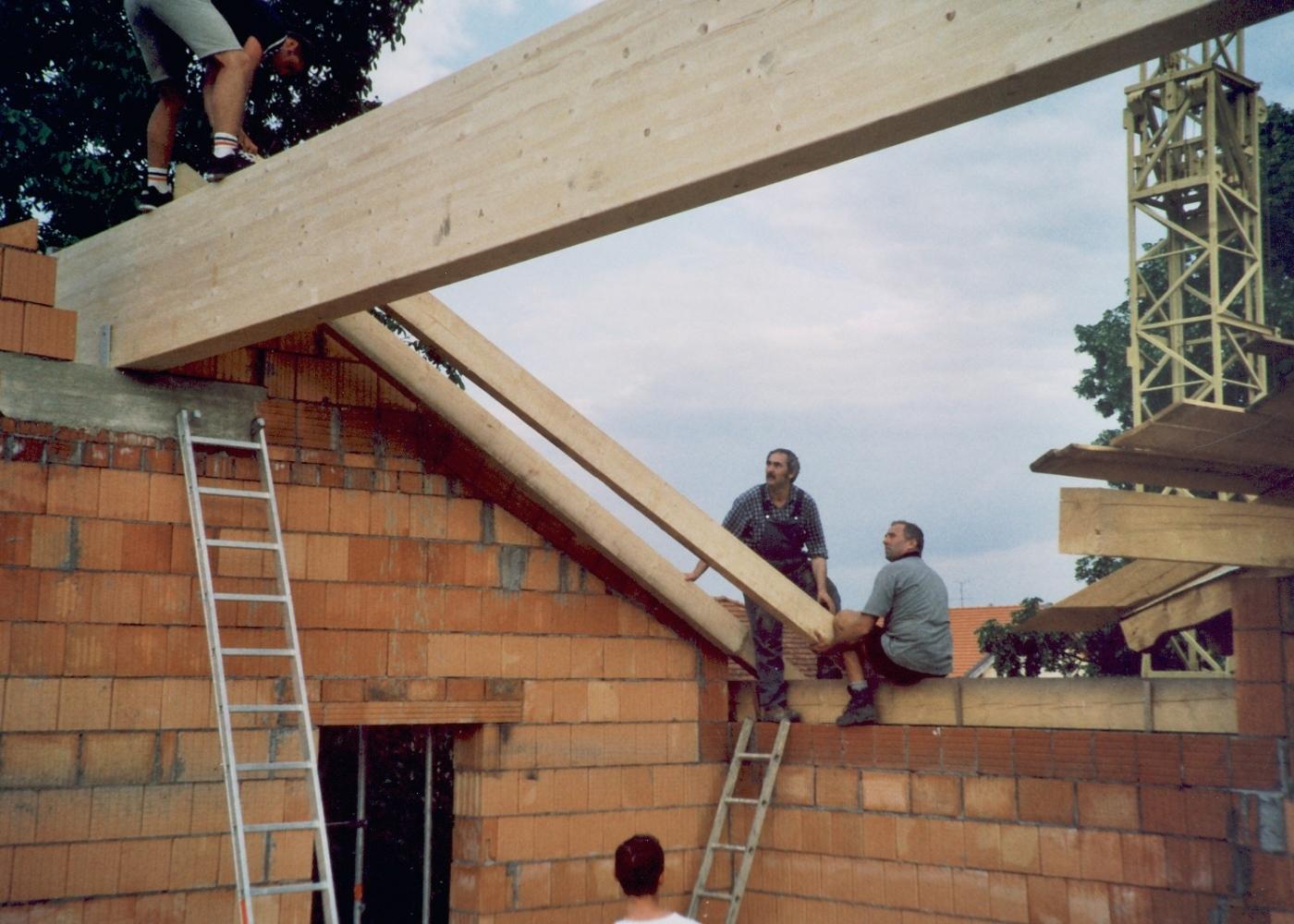 Das Dach über dem Kopf mit der Firma Gruber 3