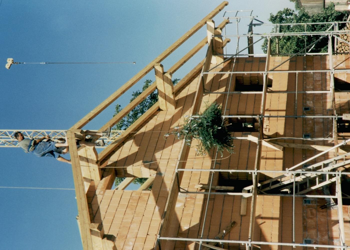 Das Dach über dem Kopf mit der Firma Gruber 5