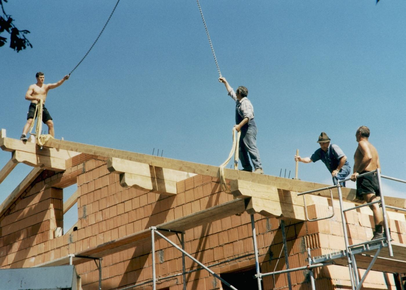 Das Dach über dem Kopf mit der Firma Gruber 6
